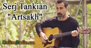 "Serj Tankian — ""Artsakh"" (New Song)"